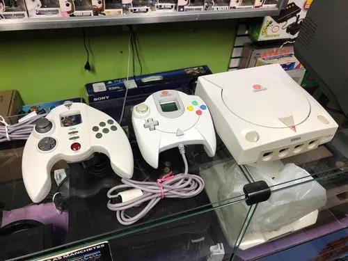 Sega dreamcast 2 controles