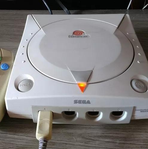 Sega dreamcast funcionando!