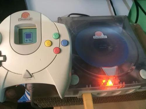 Sega dreamcast transparente