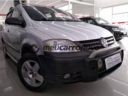 Volkswagen crossfox 1.6 mi total flex 8v 5p 2005/2006