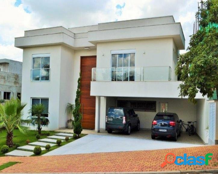 Casa para venda, moderna e clean, 4 suítes
