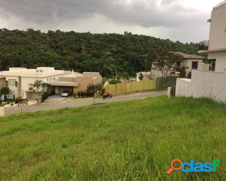 Terrenos em alphaville e tambore condomínio fechado