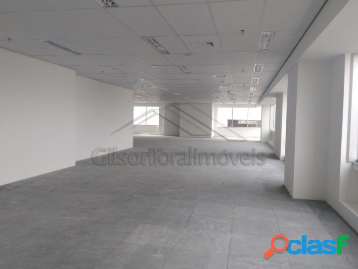Sala comercial alphaville para locação, 240m²