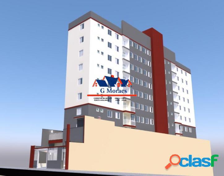 Apartamento a 400 metros do metro vila guilhermina novo a venda