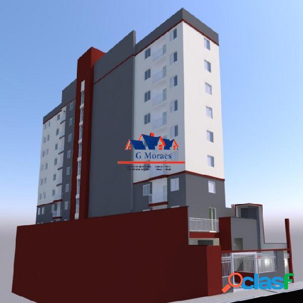 Apartamento a venda metrô guilhermina 48 m²