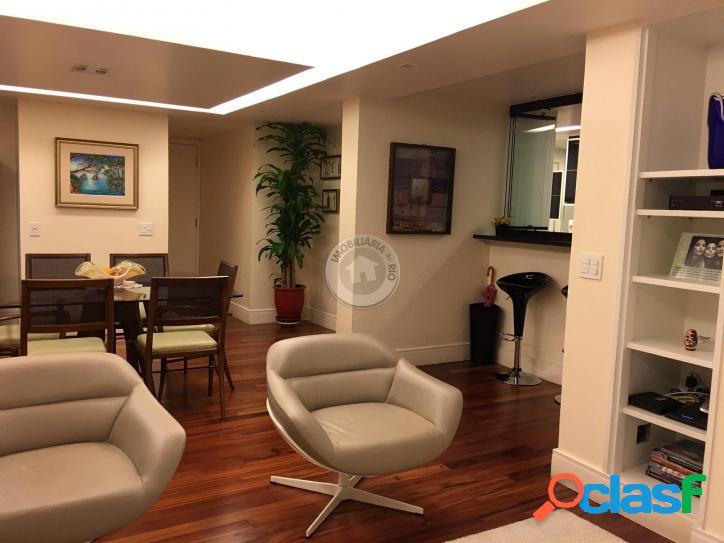 Excelente apartamento 156m², 3 suítes, Acquabella, barra da Tijuca