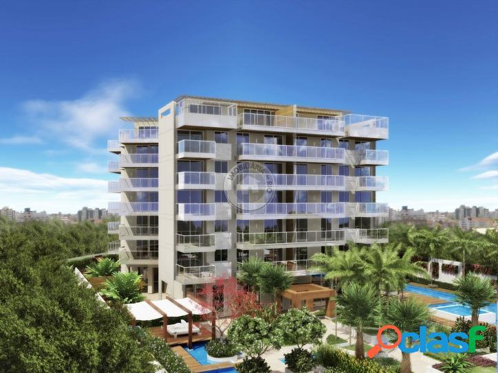 Apartamento 82m², 3 quartos, condomínio Mirage, Av. do Pepê