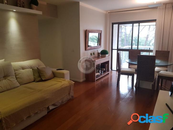 Apartamento 107 m², 2 quartos, sol da manha, Lac premier