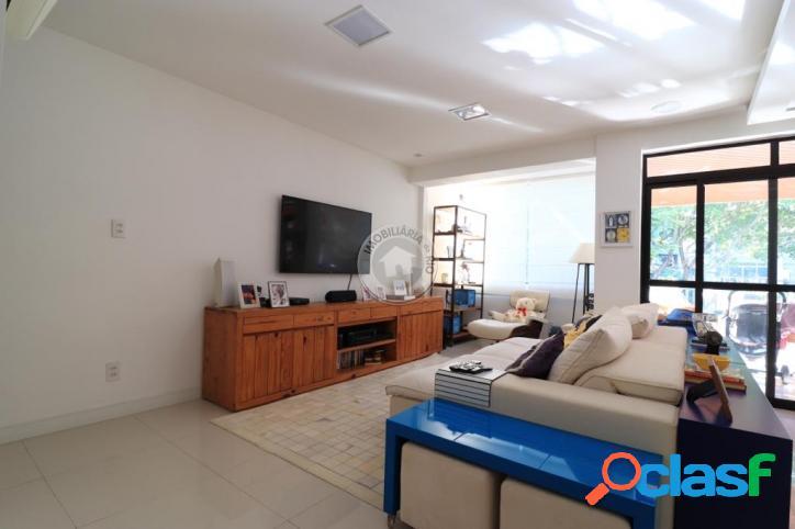Apartamento 160m², 3 quartos, rua afonso de taunay - jardim oceânico
