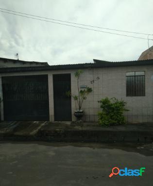 Transfiro excelente casa conjunto osvaldo frota 2 cidade nova i- manaus amazonas - am