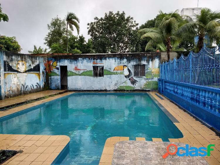 Vendo excelente casa no campos eliseos com piscina, otima oferta para empreendimento - aceita financiar! manaus amazonas am
