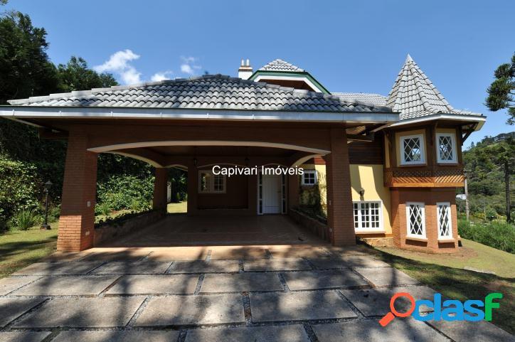 Casa em condomínio fechado - região de capivari.