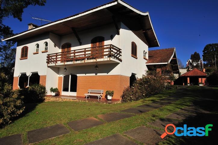 Casa com 4 dormitório no bairro nobre de capivari.