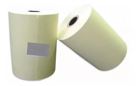 30 rolo bobina papel térmico 80x30 impressora térmica 80mm