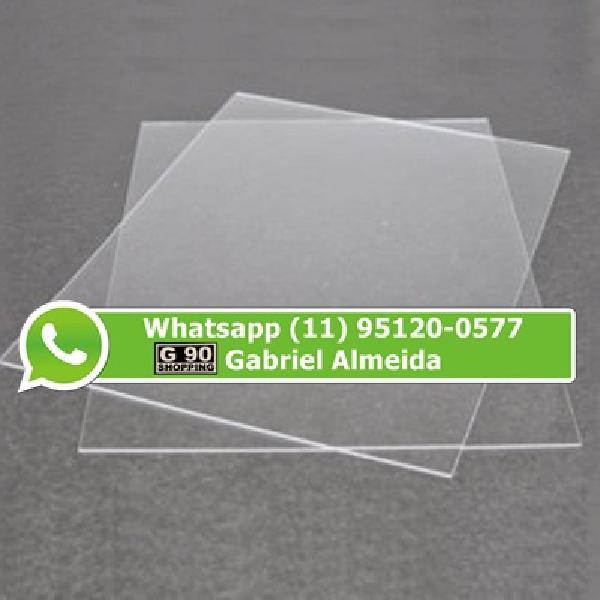 Acrílico transparente 1.00 x 2.00 2mm (r$:199,00).