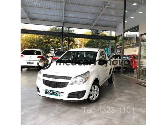 Chevrolet montana ls 1.4 econoflex 8v 2p 2017/2017