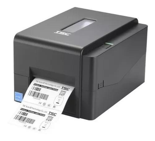 Impressora de etiquetas tsc te200 2 anos de garantia - nf