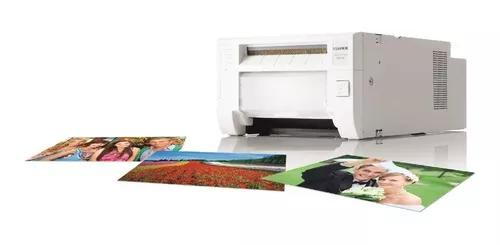 Impressora De Fotos Termica Fujifilm Ask300 + Kit 400 Fotos