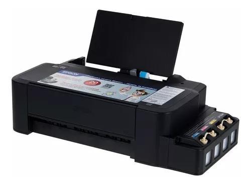 Impressora epson a4 l120 p/sublimação jato de tinta c/