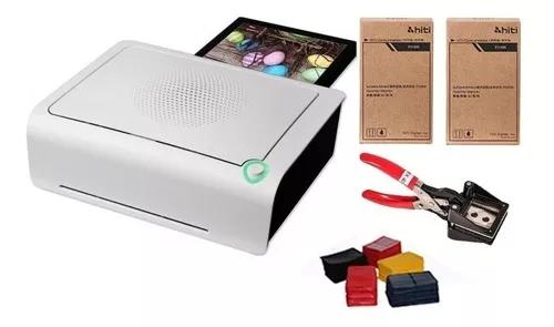 Impressora Fotográfica Com Wifi - Hiti P310w + Kit