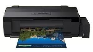 Impressora fotográfica ecotank epson l1800 a3 color usb