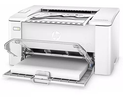 Impressora hp laser m102w wi-fi 110v + 1 carga