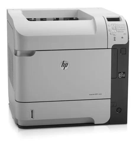 Impressora Hp Laserjet M602n M602n M602 M 602n 602 Garantia