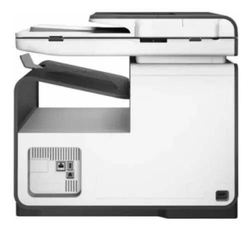 Impressora hp pagewide 477dw color nova lacrada 1ano garanti