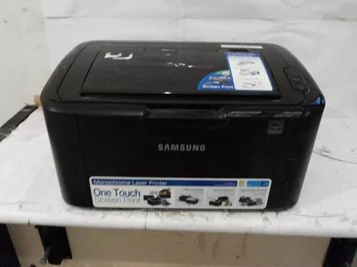 Impressora laser samsung ml 1665 usada