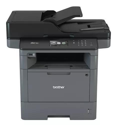 Impressora multifuncional brother mfc-l5902dw l5902 wifi