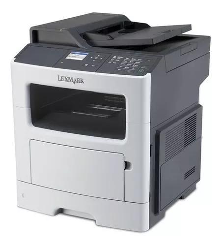 Impressora multifuncional laser mono mx317dn lexmark 25050