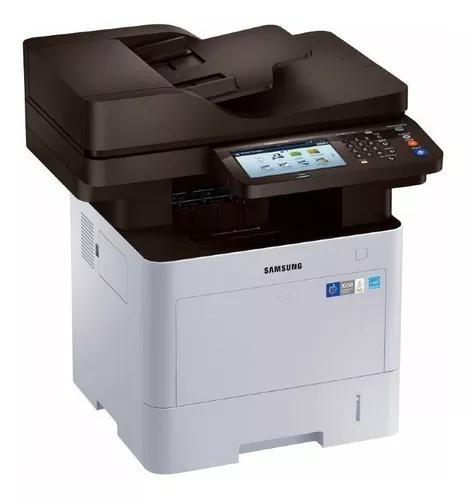 Impressora multifuncional samsung 4080 - scaner frente verso