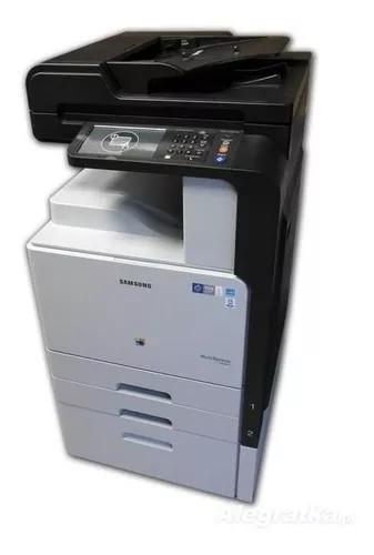 Impressora multifuncional samsung color c9251 multixpress