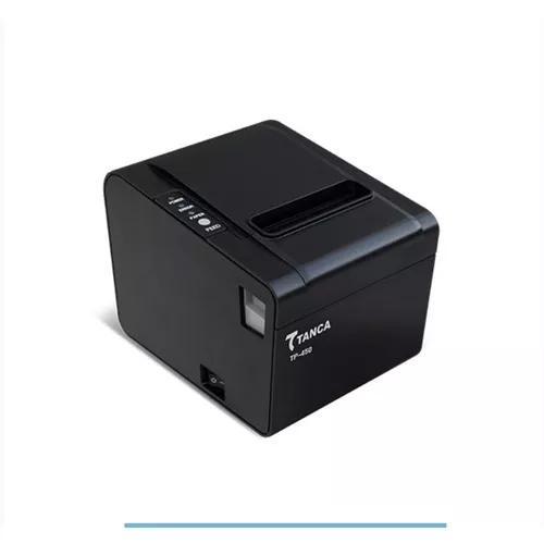 Impressora termica nao fiscal tanca tp-450 usb serial rede