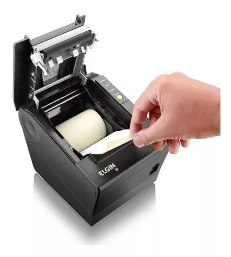 Impressora térmica elgin i9 pronta entrega com guilhotina