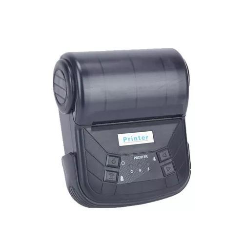 Impressora térmica portátil pos 80mm wireless mtp-3 c/