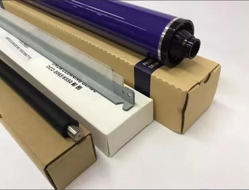 Kit ciilindro lâmina pcr rolo de carga xerox dc240 7665 250