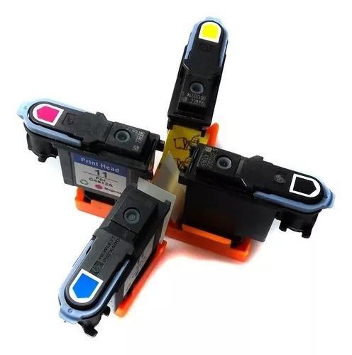 Kit completo de cabeçote hp 11 designjet 500 510 800 111