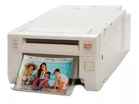 Kodak 305 impressora fotográfica térmica + 640 fotos 10x15