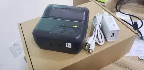 Mini impressora bluetooth termica portatil 80mm ite-p80hbt