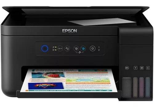 Multifuncional epson ecotank l4150 wi-fi direct