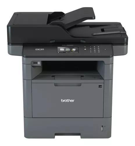 Multifuncional impressora brother dcp-l5652dn l5652 c/ nota