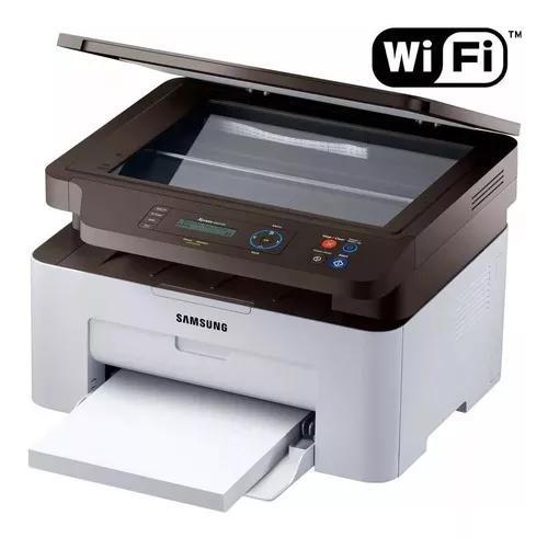Multifuncional samsung laser m2070w wi-fi pronta entrega