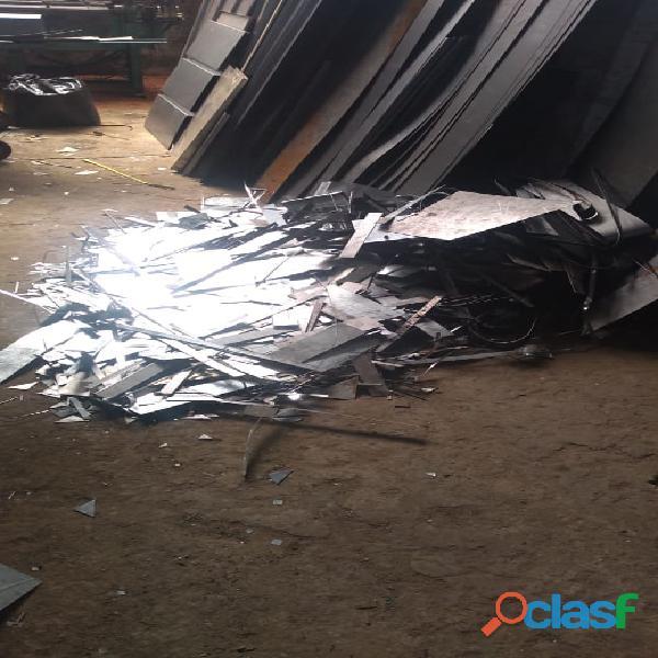 Compro Sucatas de ferro, aço, aluminio, bronze, chumbo, antimonio etc. 4