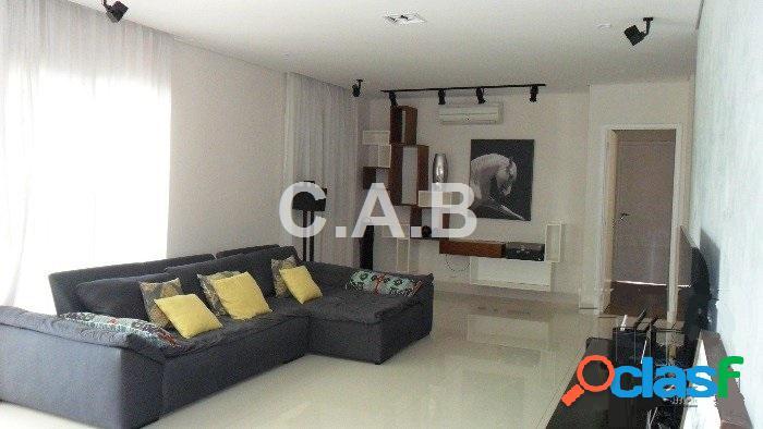 Apartamento para locação mobiliado no ed. ghaia alphaville-