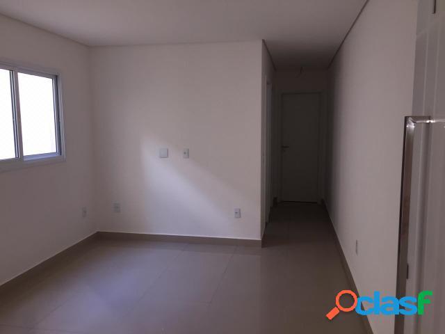 Apartamento 50m² com 2 dormitórios no parque novo oratório, santo andré.