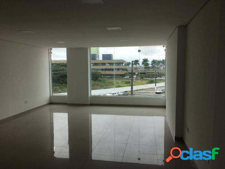Sala para alugar a partir de r$ 2.200/mês - vila mirim - praia grande/sp