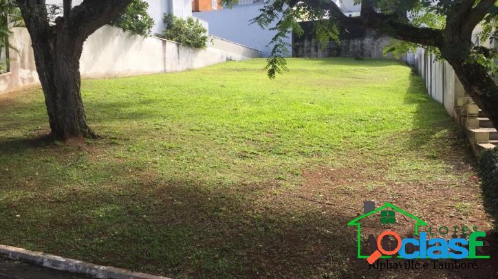 Vende terreno residencial alpha 11 com 390m²