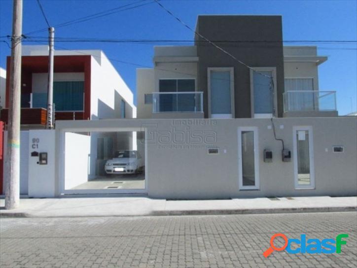 Casa duplex novo portinho