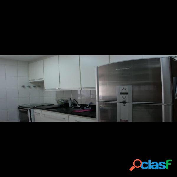 APARTAMENTO A VENDA NO CONDOMÍNIO RESORT TAMBORÉ Alphaville 3 dormitórios 1
